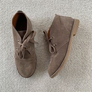 Lucky Brand Lp Emillia Suede Shoes Size 9B